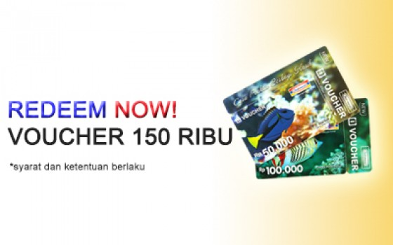 M-Class Bagikan Hadiah Voucher Indomaret 150RB