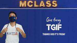 TGIF M Class Give Away